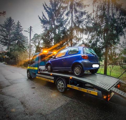 Pomoc drogowa 24h Odpalanie, Laweta, auto pomoc Warszawa akumulatory