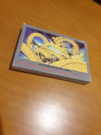 Cartas Dragon Ball Z Série 2