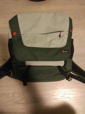 Рюкзак lowepro , отделение для ноутбука