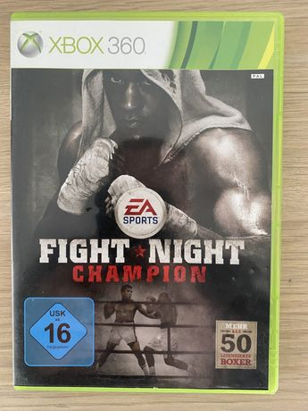 Fight Night Champion, xbox 360, x360