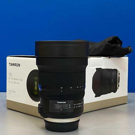 Tamron SP 15-30mm f/2.8 Di VC USD G2 (Canon) - 5 ANOS DE GARANTIA