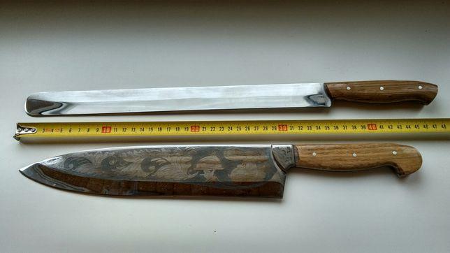 Ножи кухонные ручной работы