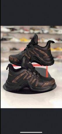 Louis Vuitton adidady Achilles speakersy rozmiary