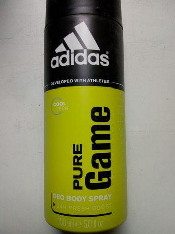 ADIDAS COTY Pure Game dezodorant 150 ml