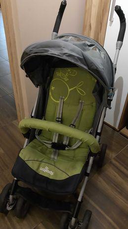 Spacerówka baby design wózek spacerowy parasolka