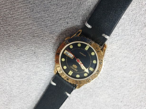 Zegarek Seiko 6309 Diver 17 jewels Nurek Jak Nowy