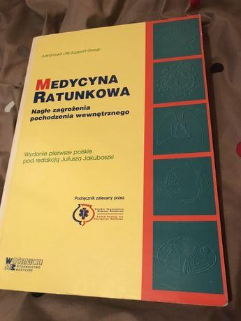 Medycyna ratunkowa nagłe zagrożenia pochodzenia wew podręcznik