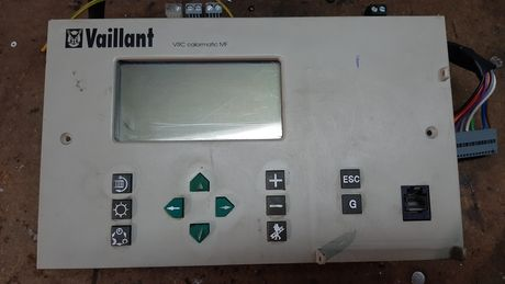Sterownik Vaillant VCR Colormatic MF
