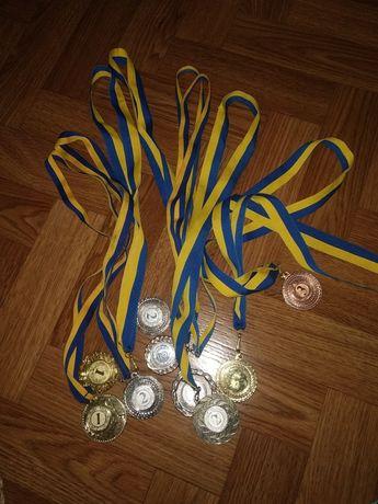 Спортивні медалі