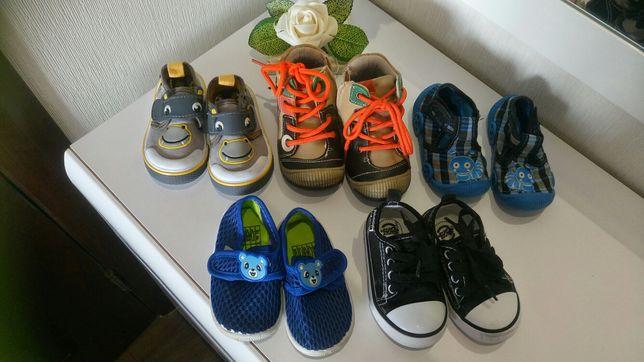 Детская обувь 20-21. После 1-го ребёнка. Новые и Б/У. Цены уточняйте.