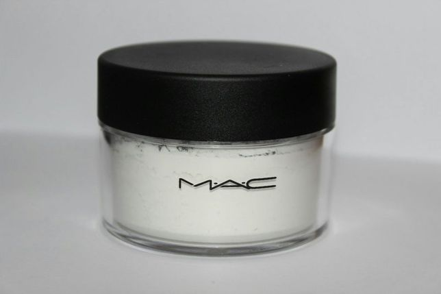 Mac Invisible Set Powder Puder sypki transparentny