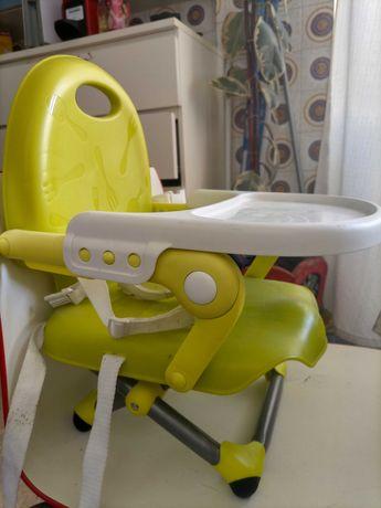 Cadeira de alimentação adaptável