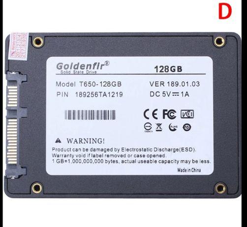 Discos SSD 128GB novos