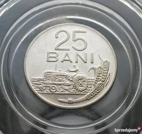 137) Rumunia - moneta - 25 Bani 1966