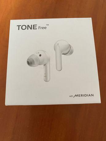 Nowe słuchawki bezprzewodowe LG