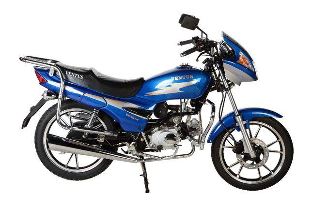 Мотоцикл - увеличенная Alpha (Альфа) 110 см3. Доставка без предоплаты!