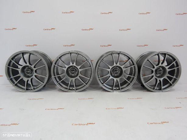 Jantes OZ Racing Ultraleggera 17 x 8 et35 5x100 Chrystal Titanium