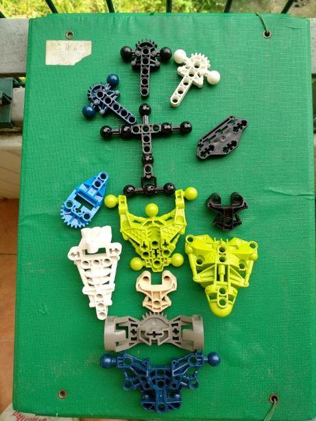 Klocki LEGO Bionicle - korpusy zestaw #1