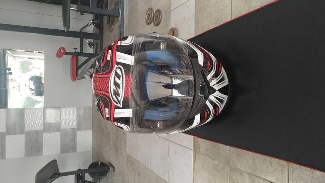Kask motocyklowy MT