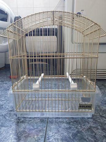 Gaiola Alumínio para Aves