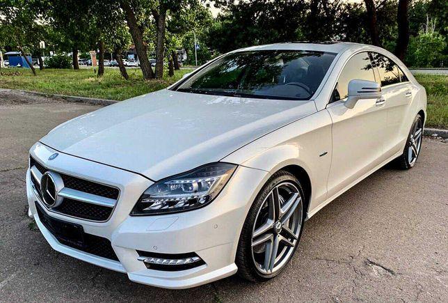 Mercedes-Benz CLS 550 AMG в ЛІЗИНГ/КРЕДИТ
