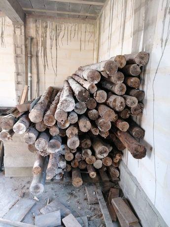 Stemple budowlane  sosnowe - zapraszam