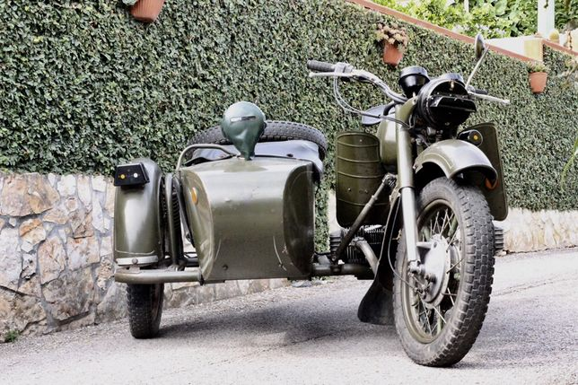 Dnepr MT16 650 cc