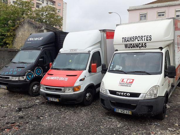 Transportes e Mudanças  LP