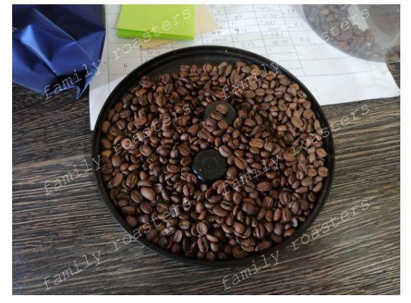 НЕТ АНАЛОГОВ - наш фирменный кофе в зернах 30%70% бленд 1. кава