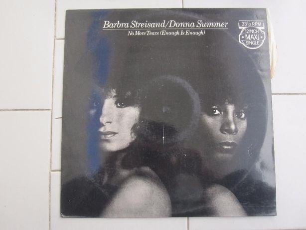 Vinil | Barbra Streisand & Donna Summer - No More Tears
