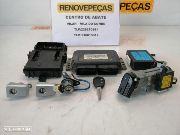 Kit Imobilização Chevrolet Aveo / Kalos Hatchback (T200)