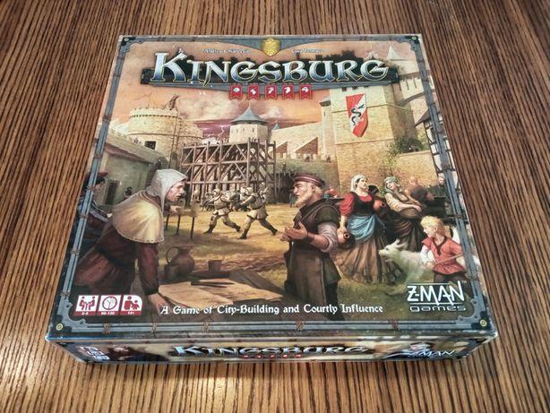 Kingsburg 2 Edition gra planszowa
