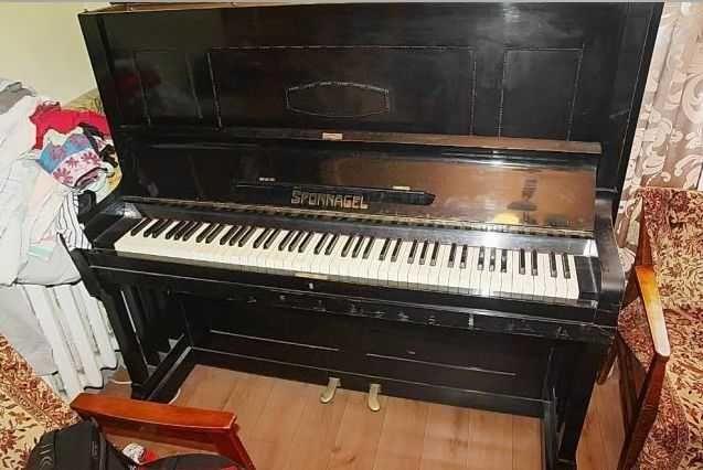 Пианино Sponnagel