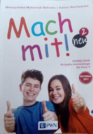 Podręcznik do języka niemieckiego do klasy V