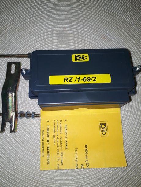 Rozgałęźnik/sumator sygn. ant. KMB RZ/1-69/2 nowy