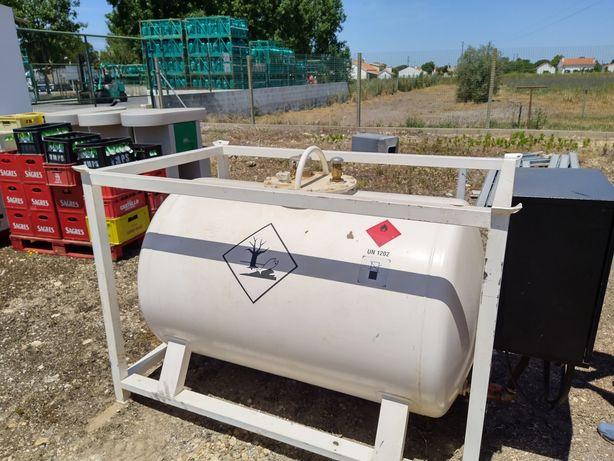 Depósito gasóleo
