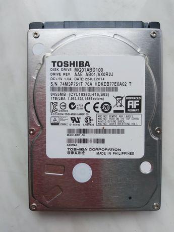 Жесткий диск для ноутбука Toshiba MQ01ABD100 1tb