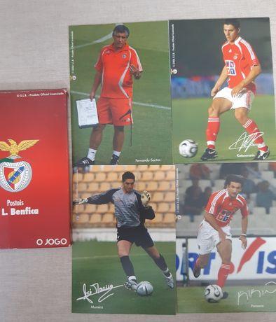 Postais do S.L.Benfica
