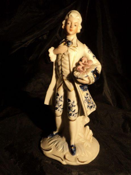 Статуэтка 20см фарфоровая из Франции керамика бисквит антиквар подарок