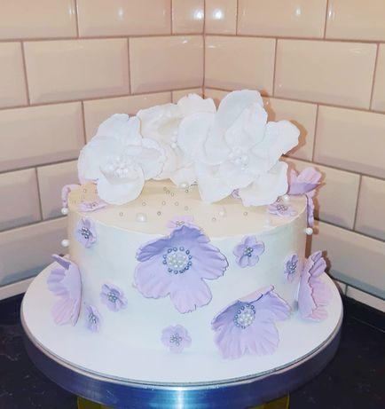 Домашний торт на заказ