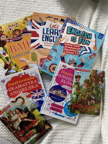 Ksiazki do nauki angielskiego dla dzieci cwiczenia