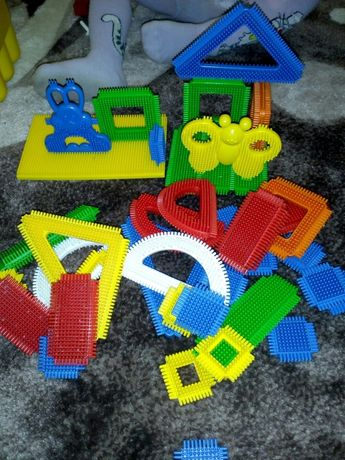 Игольчастый конструктор Playskool