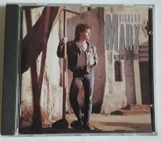 CD Richard Marx - Repeat Offender