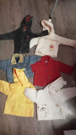 Детские курточки