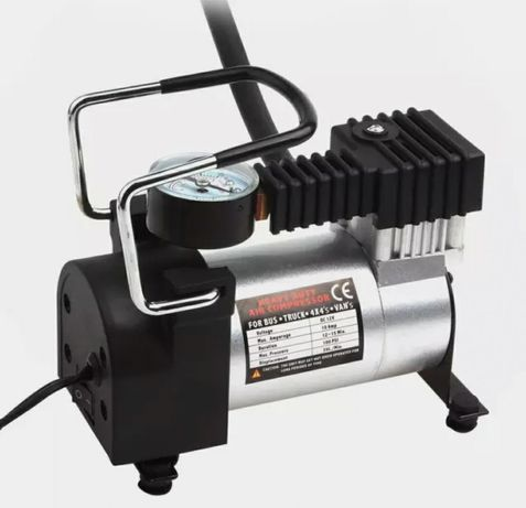 Автомобильный компрессор авто-насос компрессор для накачки колес