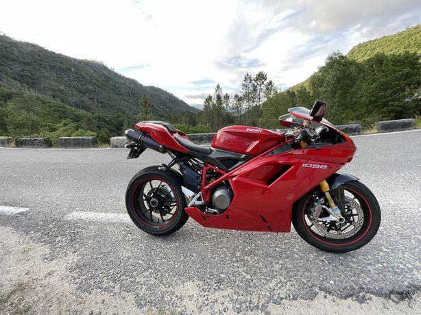 Ducati 1098 versão S