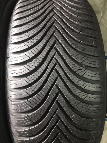 215/60/16 R16 Michelin Alpin A5 4шт зима