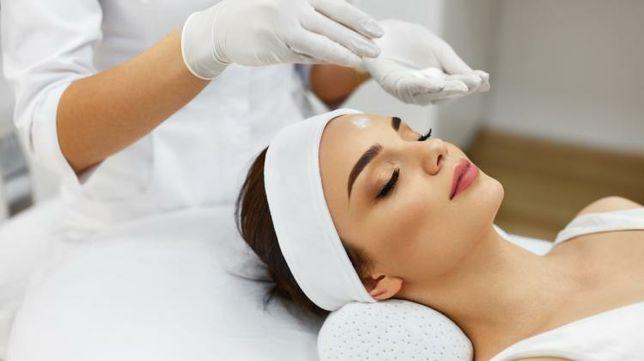 Limpeza de pele facial profunda com vapor de ozônio em Alverca