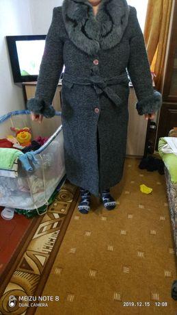 продам очень теплое пальто