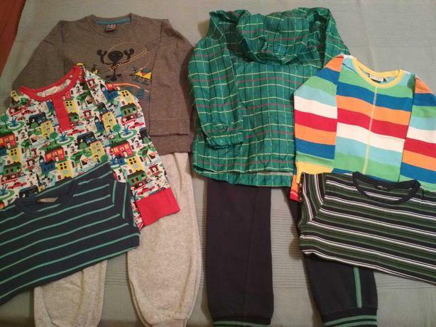 Zestaw nr 2 ubrań chłopięcych rozmiar 122